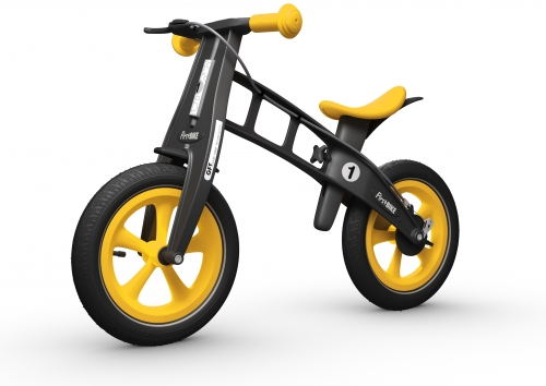FirstBIKE LIMITED YELLOW