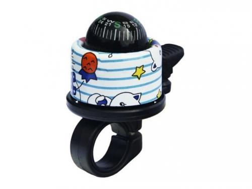 Kompas zvonek klaun