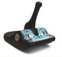 ghostrider blue on black