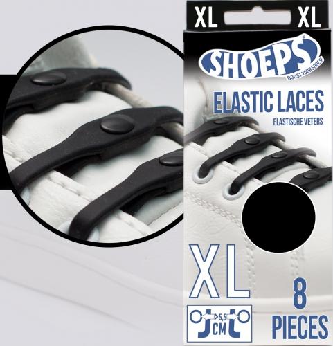 SHOEPS black XL