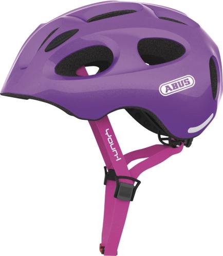 "Helma ""ABUS Youn-I sparkling purple"""
