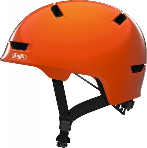 "Helma ""ABUS SCRAPER KID shiny orange"""