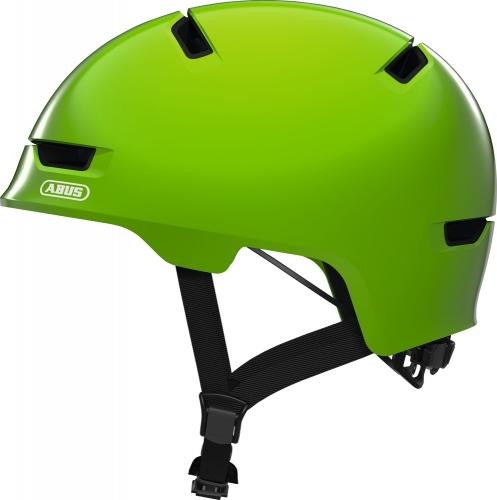 "Helma ""ABUS SCRAPER KID shiny green"""