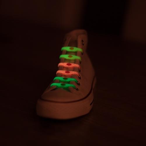 SHOEPS glow in the dark